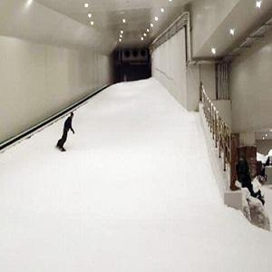 SNOW PARK - INDOOR SKI SLOPES