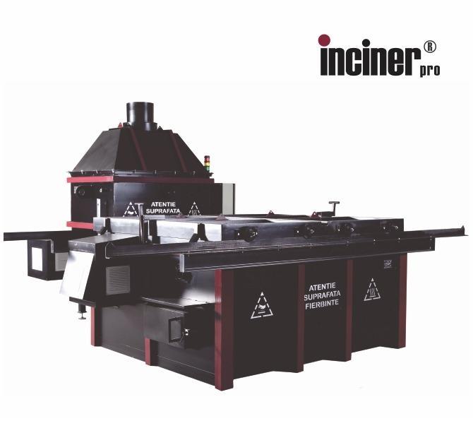 Incinerator IncinerPro i1750