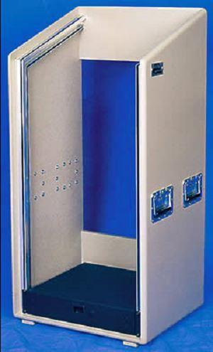 Owing to an attractive and exclusive design, they are recommended to stationary usage in closed rooms. They have not got lids - an access to items is possible from the front and the back.