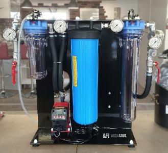Wasseraufbereitung mit WodaCode