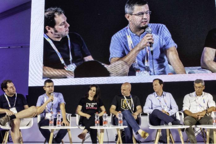 Code & Pepper CEO speaking at DLD Tel Aviv Innovation Festival 2019