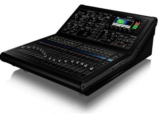 AA Systems provide digital and analogue mixers for professional use