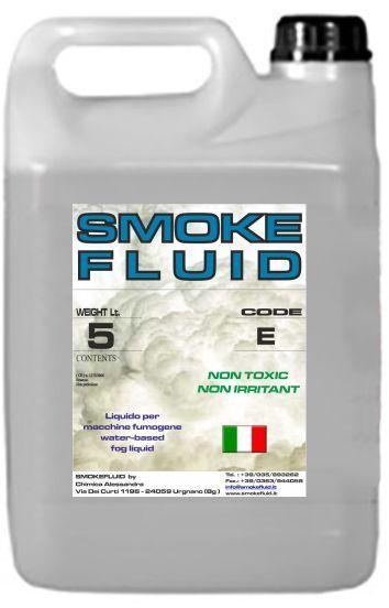 Smoke fluid Type E