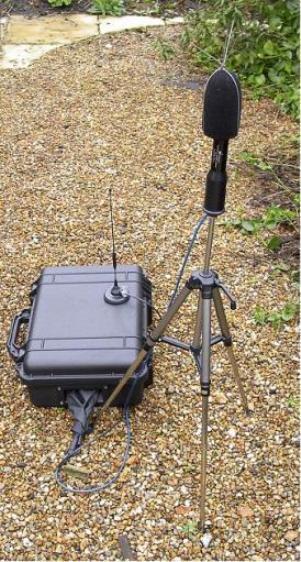 Environmental Sound Level Meter