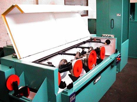 Machines pour la tréfilerie