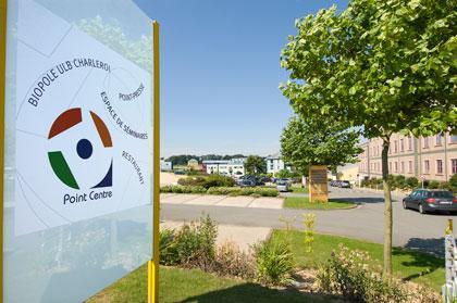 Location de salles de réunions sur Charleroi