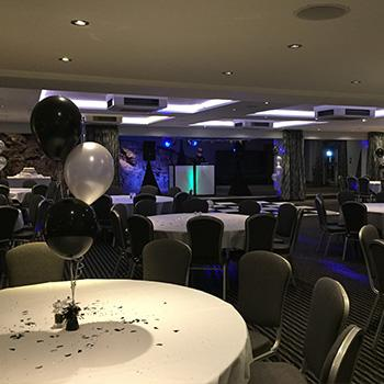 Birthday Party Disco In Bristol
