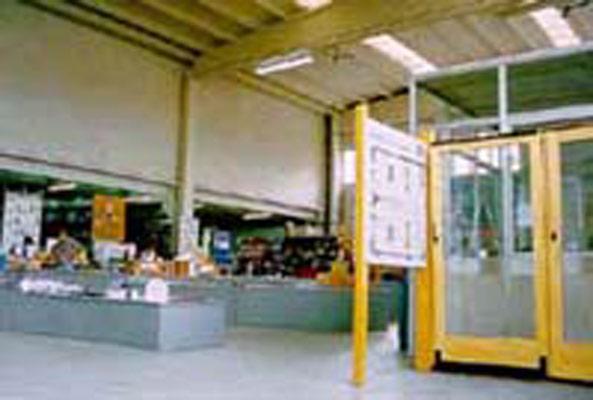 Foto interna del negozio