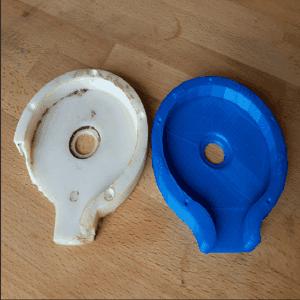 Concevez et réalisez vos pièces par impression 3D en plastique PLA dans notre atelier de fabrication numérique