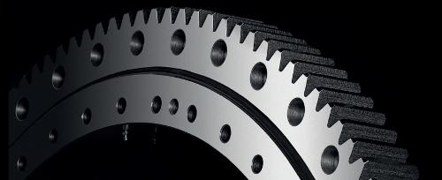 Slewing rings from 200 mm to 5.000 mm, high quality stainless steel and millimetric precision