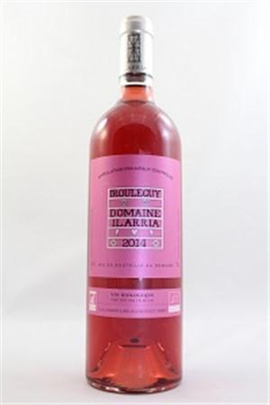 Un rosé BIO qui n'est pas sucré et qui se boit en apéritif ou avec des entrées, du poisson, des viandes blanches et des grillades.