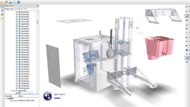 Our machine documentation reach higher standard 3D tools for our clients