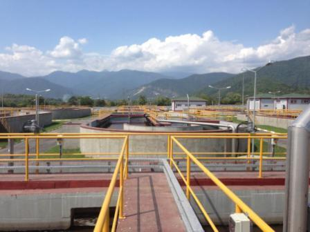City of Zagatala and Oguz wastewater treatment plants are complete. (Azerbaycan)