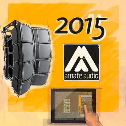 Now, with more than 40 years of experience, Amate Electroacústica and its Master Audio trading brand, continues that evolutionary journey as Amate Audio; reaffirming a commitment to our heritage and