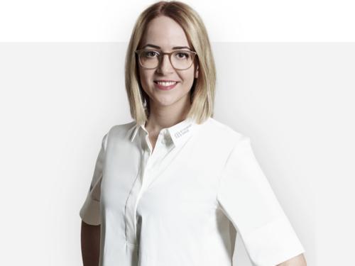 Kristin Kempel, Geschäftsführerin