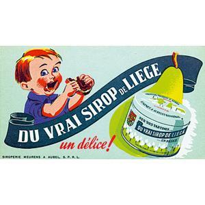 Sirop de Liège & Jus de pomme concentré