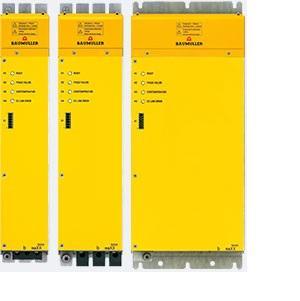 Technical data b maXX 5000 Mains rectifier units