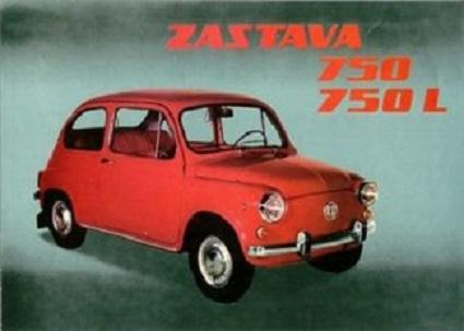 Spare parts for old cars fiat, zastava, lada.