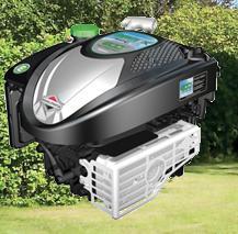 Motor mit emissionsred. Technologie