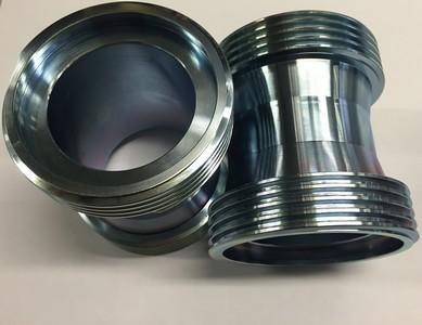Le Zinc Electrolytique est une protection d'un métal contre la corrosion par un dépôt de zinc pur par électrolyse. Par immersion au tonneau ou à l'attache, la couche sacrificielle est très adhérente.