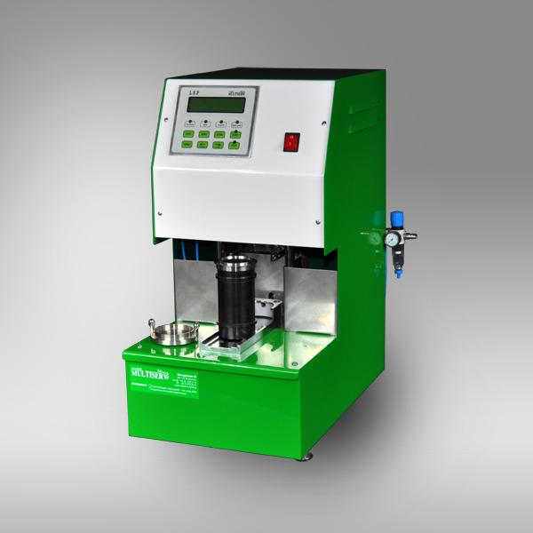 Automatic hot tensile strength tester