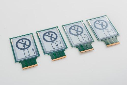Flexible E-Paper Display