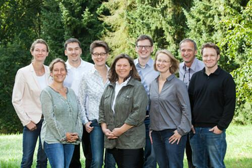 Das Team der Buhck Umweltberatung GmbH