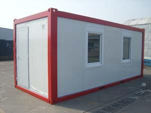 20′ Office Container 2,6m high