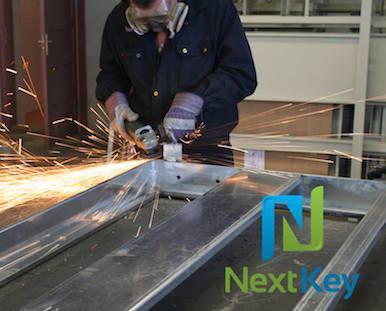 Nex Key esegue servizi di carpenteria metallica e costruzioni di componenti in acciaio per produttori di impianti e macchinari nei più svariati settori.