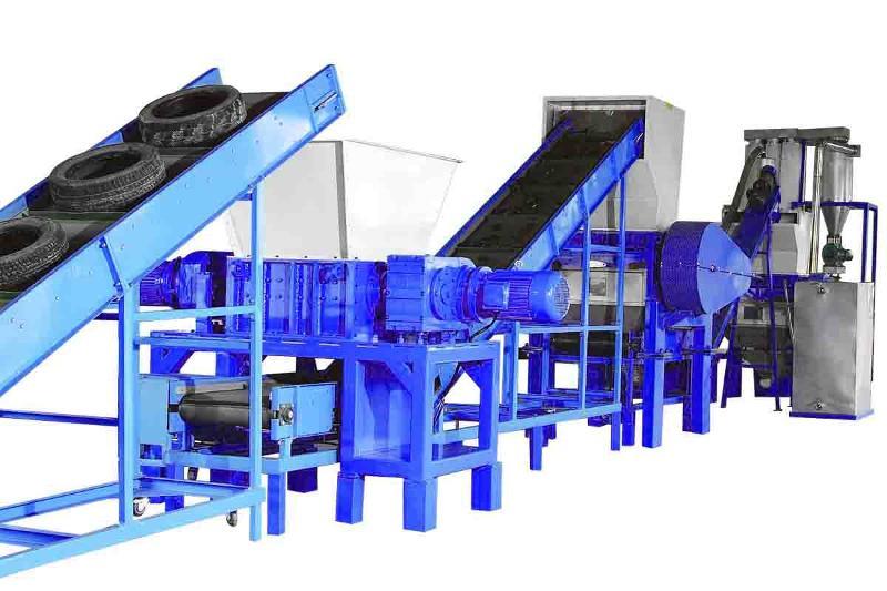 Geri dönüşümü yapılan lastiklerin kullanım alanı çok geniştir. Lastik Geri Dönüşüm Tesislerimizde, kauçuk granül, çelik tel ve kord bezi (tekstil parçacıkları) elde edilmektedir.