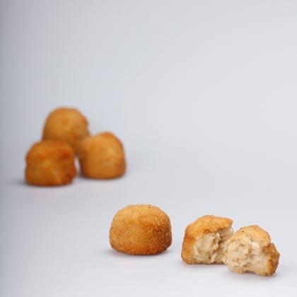 Wild Mushroom Croquettes