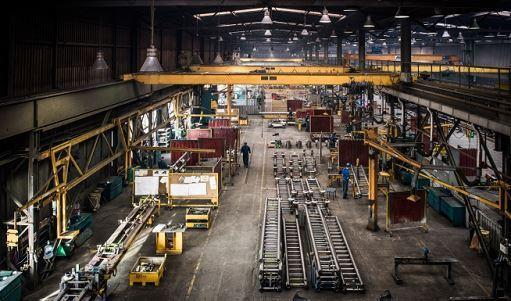 heavy steel structures