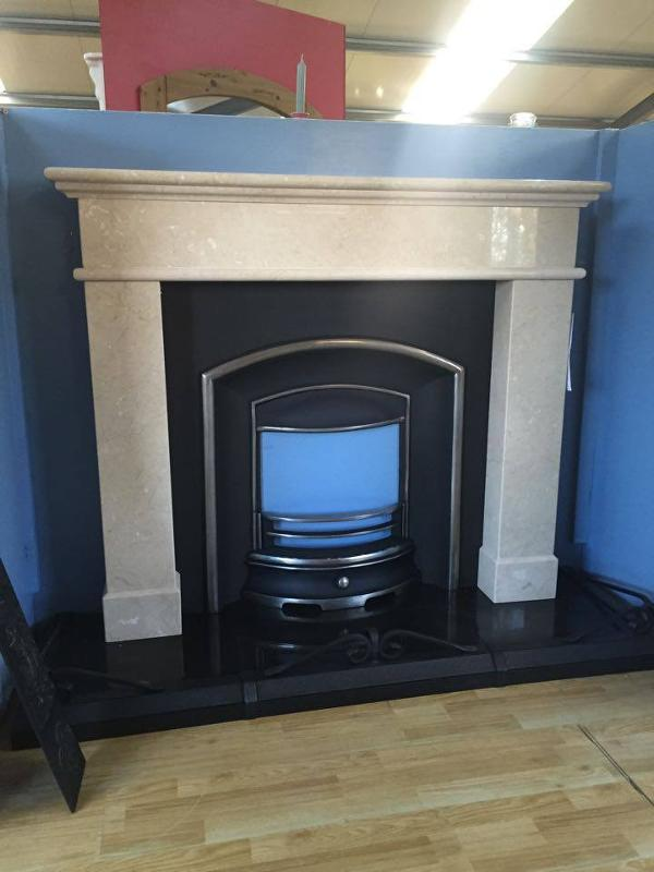 We have a vast range of fireplaces also produce custom made designs.
