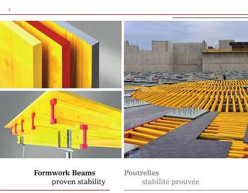 Formwork panels