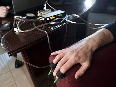 Agency conducts a polygraph test and provides services to companies and individuals.