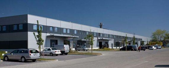 Logistic Terminal of Belsped. Perfect location close to the city conter for logistic and distribution.