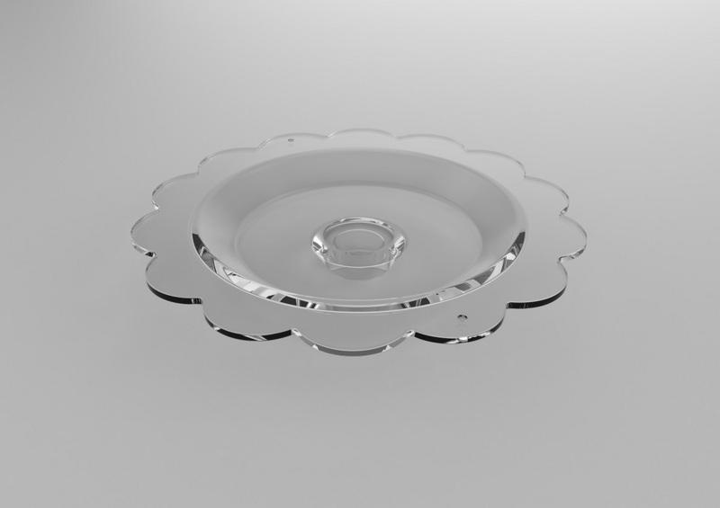 SIMULAZIONE IN 3D STAMPI IN PLASTICA