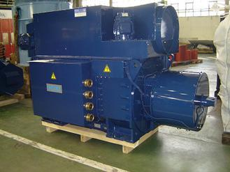 On Spares in Motion many generators are offered for wind turbines. Both new, refurbished and repairs are presented to be able to have a clear overview of 'buy versus repair' solutions for owners.