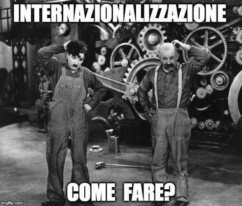 L'internazionalizzazione di impresa e l'export implicano una domanda base: come fare? Non tutti hanno la risposta - noi ce l'abbiamo perche' abbiamo esperienza di vita e lavoro all'estero.