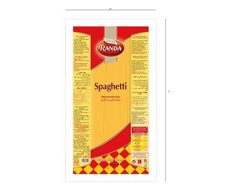 SPAGHETTI 250gr <<RANDA>> , aussi disponible en 500gr