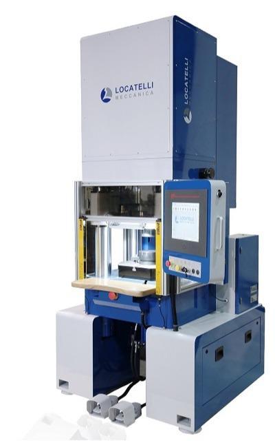 Servo-Hybrid Press