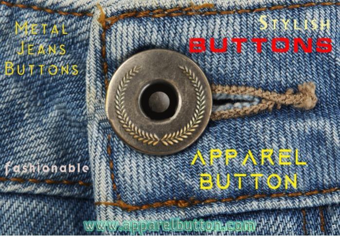 Apparel Button