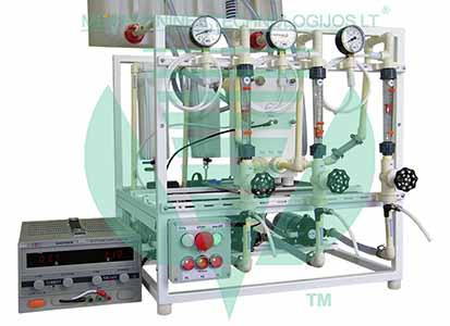 Лабораторные электродиализные аппараты и установки для проведения изыскательских и опытно-лабораторных работ.Больше информации найдете на нашей официальной странице mtlt.lt