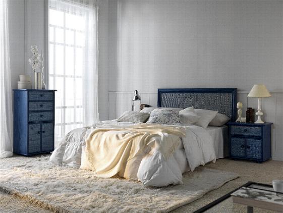 Rattan Bedroom 949