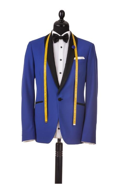 Tailor made ceremony suit by Romanian tailors