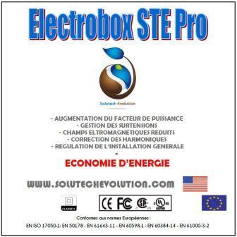 L'économiseur d'énergie globale contrôle le système électrique, en temps réel. Il réduit la chaleur,l'ampérage et les effets du ''bruit électrique''et des courants harmoniques négatifs.