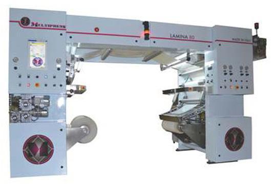 MULTIPRESS macchine da stampa flessografiche