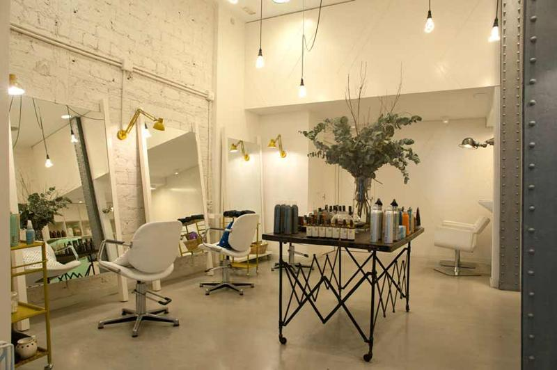 Sube Susaeta Interiorismo - Sube Contract Bilbao reforma de local para nueva peluqueria de diseño en Getxo, Bizkaia