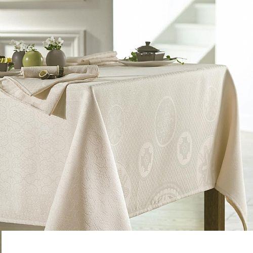 nappe jacquard polyester anti tache