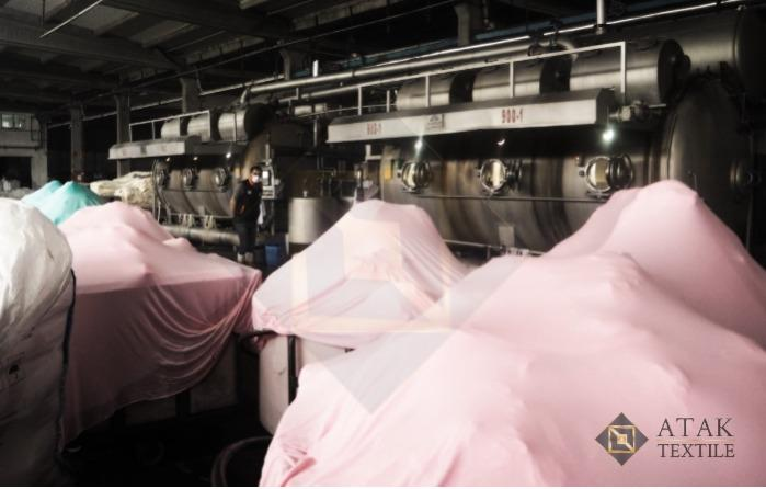 Dyeing Department